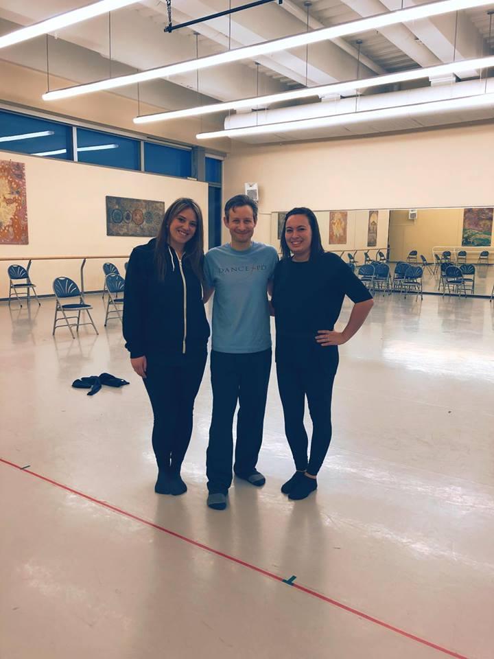Dance for PD Workshop